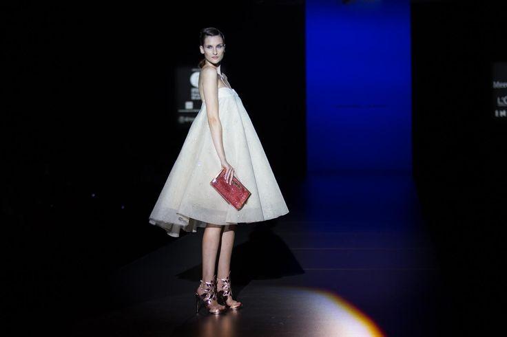 Colección Azabache en la Fashion Week de Madrid #HannibalLaguna #moda #fashion