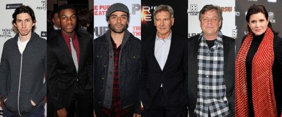 """Star Wars' Cast Officially Announced!"