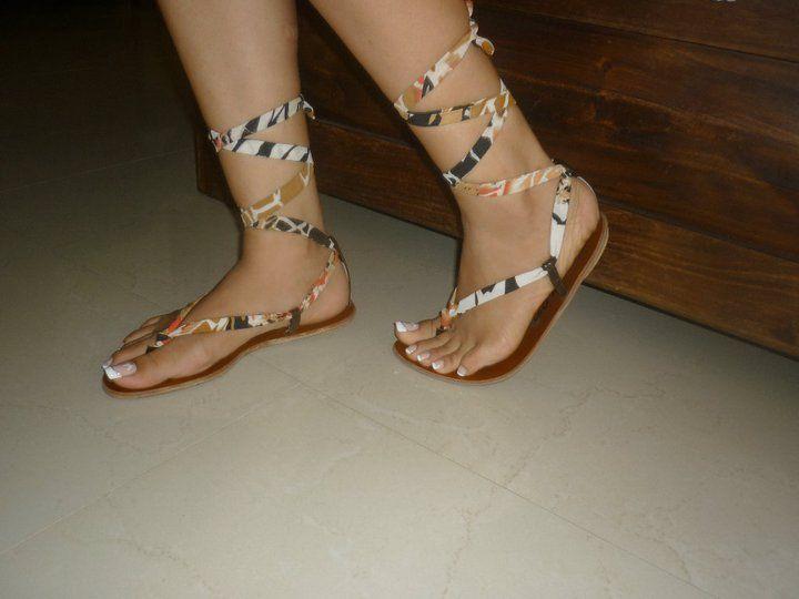 Aj lee feet