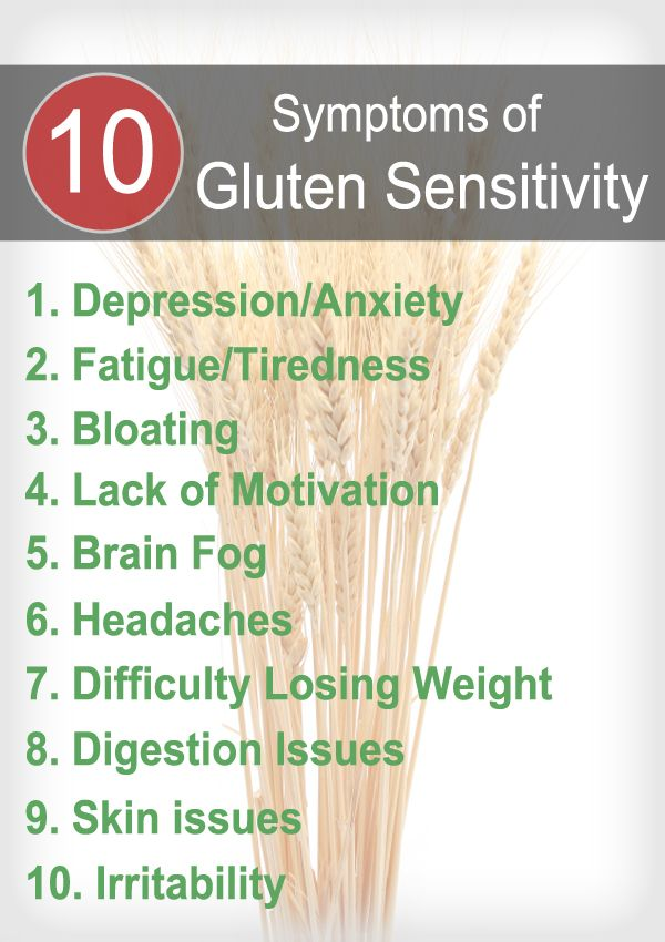 Gluten Intolerance vs Celiac Disease... Do you have one any of these symptoms?  This blog tells you the difference...