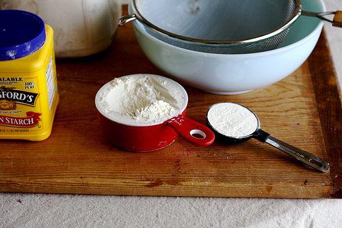 How To Make Cake Flour by joy the baker, via Flickr