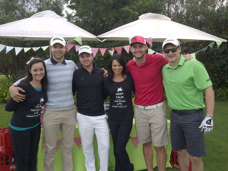 The Fairway Hotel & Golf Resort join forces with Randpark Golf Club  #atGuvon  #GuvonCelebs