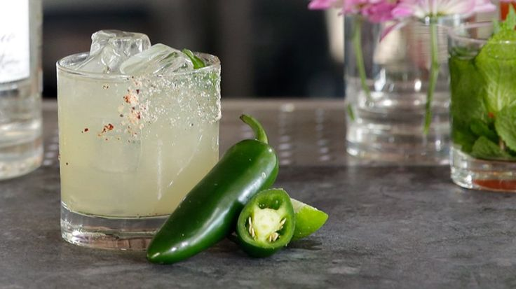 The Skinniest Margarita in Los Angeles!: Jay Z, Beyoncé, and Mila Kunis all love Gracias Madre, and with cocktails like this spicy and smoky skinny margarita, it's no wonder.