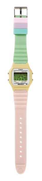 Timex 80-Have the same watch in blue and pink, looking to complete a collection!! :)