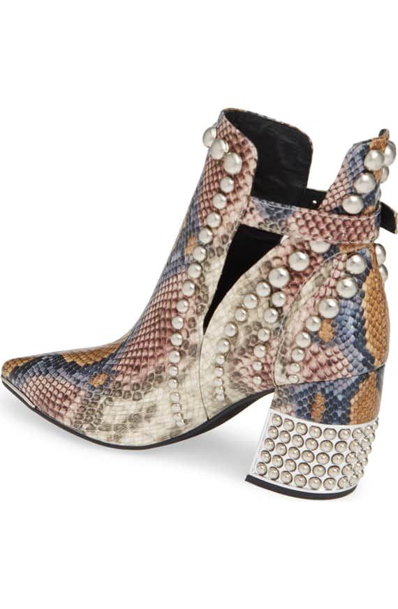 Bootie boots, Shoe boots