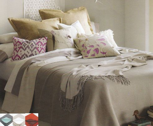 Alana Blankets By Bliss Living Home *New*