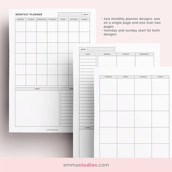 Best 25+ Student planner printable ideas on Pinterest Student - school schedule template