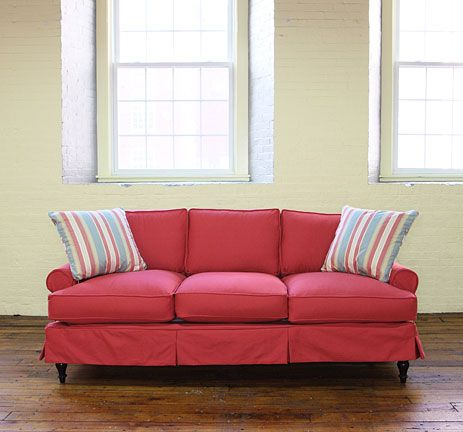Perfect Upholstery U0026 Slipcovered Furniture | The Distinctive Cottage
