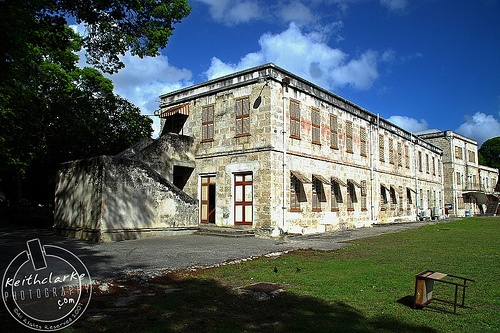 Harrison College, one of Barbados' oldest and most treasured schools.