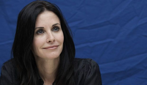 Courteney Cox FINALLY nominated for an Emmy: Best Game Show for 'Celebrity Name Game'
