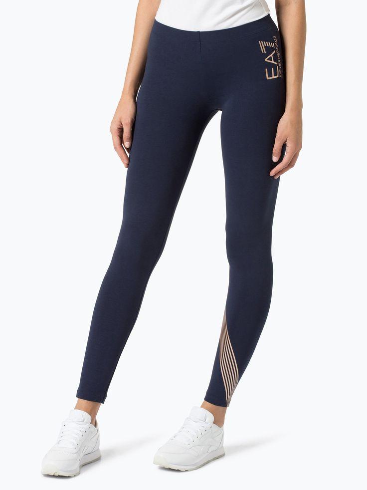 EA7 Damen Leggings