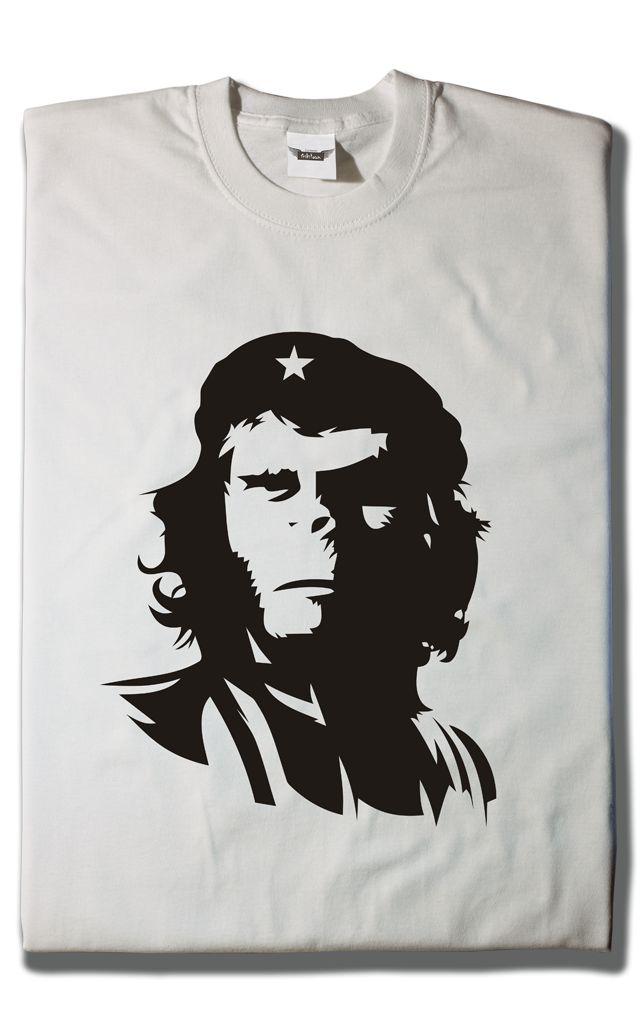 Camiseta Che Planeta de los Simios