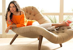 Maraschoni sweater. Jurnee Smollett-Bell Photos - Spring 2013 Fashion - Oprah.com