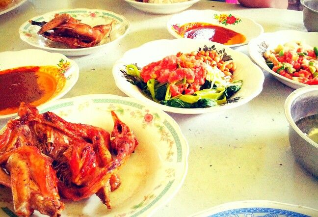 Ayam Taliwang, West Nusa Tenggara