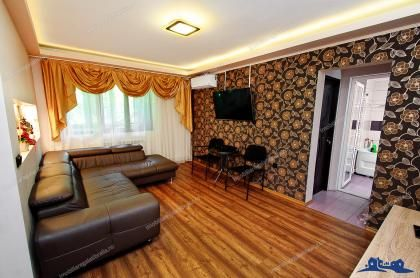 Vanzare apartament 2 camere in Galati, Micro 16, etaj 1, mobilat si utilat