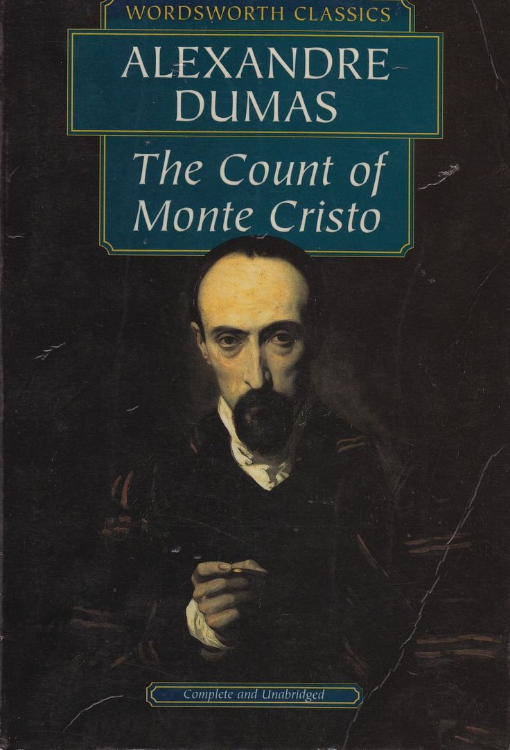 a comprehensive analysis of the count of monte cristo by alexandre dumas By emphasis on the emotions and imagination rather than on analysis dumas, author of the count of monte cristo alexandre dumas, author of the count of monte.