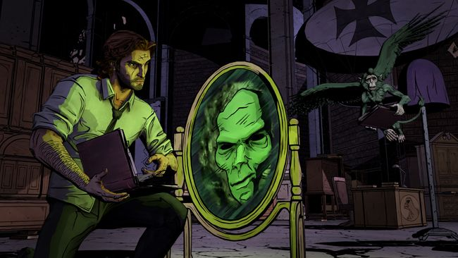 """""""Telltale 'still exploring' how to proceed with The Wolf Among Us story""""  XBLA Fans/Destructiod spoke with lead writer for Fables: The Wolf Among Us for details on the game. As a huge fan of the Fables comic book series, I'm so very excited that we are finally getting a game (though I'm still hoping for a TV show...)."""