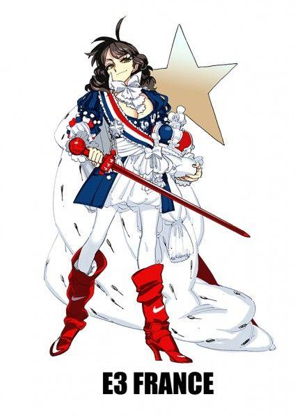 La revolucionaria Francia