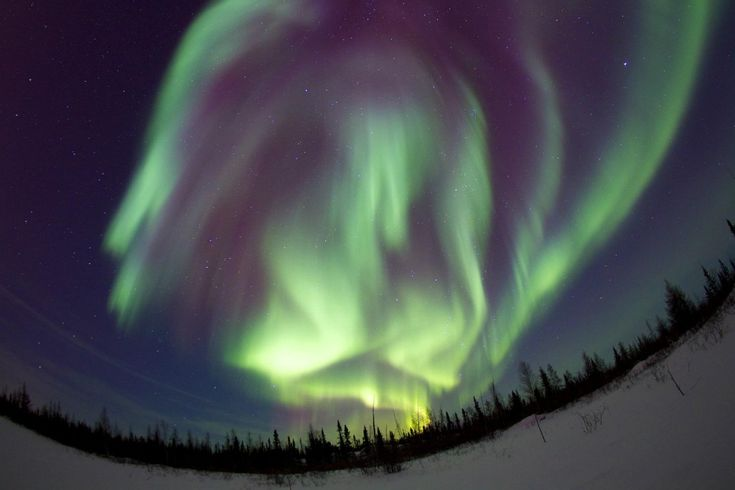 See the Northern Lights in Yellowknife