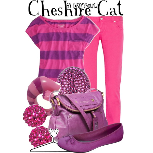 """""""Cheshire Cat"""" by lalakay on Polyvore #disney"""