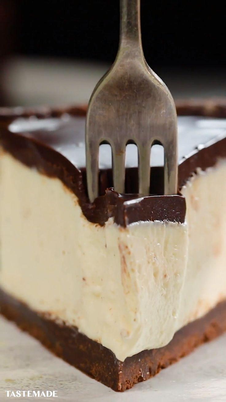 Cake Crusted Cheesecake – Süüüsses