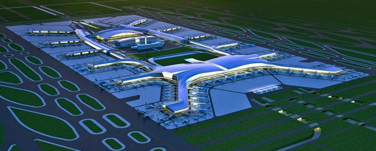 T.Y. Lin International Group | Projects | Guangzhou Baiyun International Airport Landside