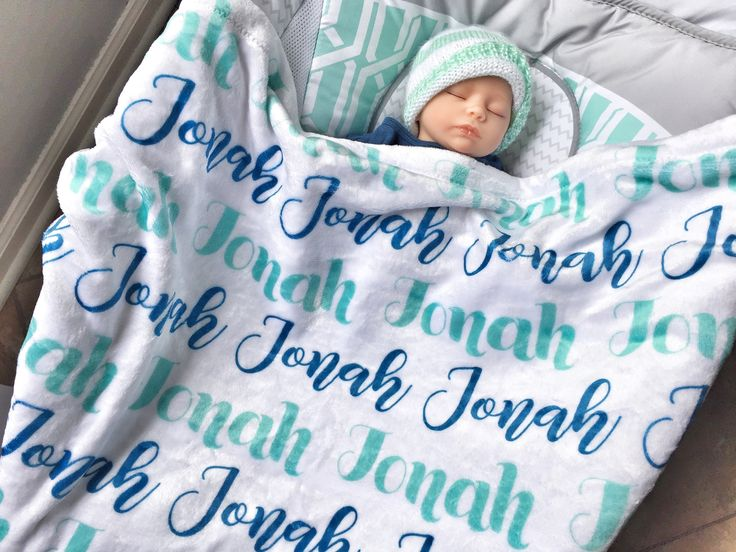 Personalized Boy Blanket - Monogram Boy Blanket - Personalized Baby Blanket - Monogram Baby Boy Blanket - Name Blanket - Baby Shower Gift by HipHipGifts on Etsy https://www.etsy.com/listing/541203902/personalized-boy-blanket-monogram-boy