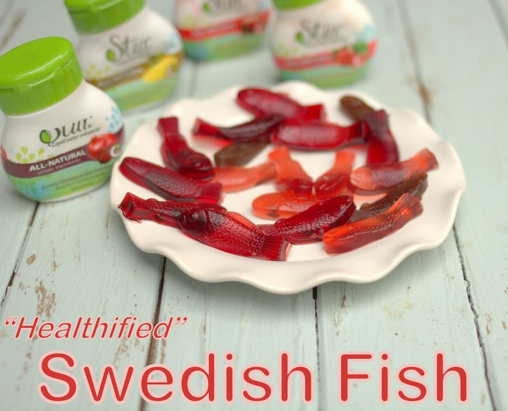 Swedish Fish, sugar free Swedish Fish, low carb Swedish Fish