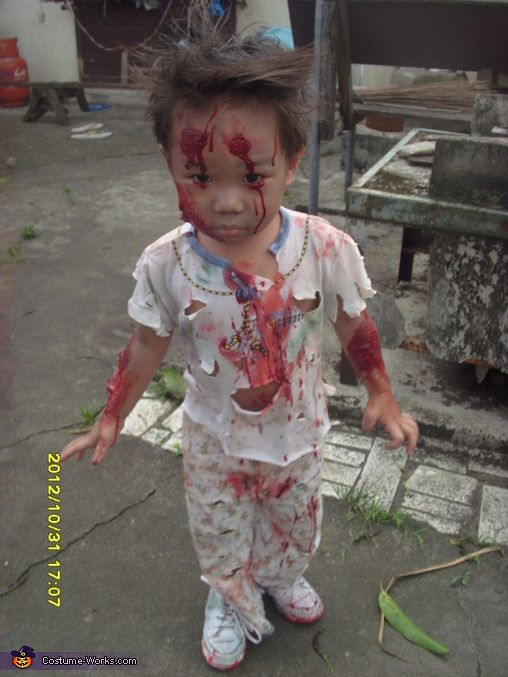 Best 25 Zombie Baby Costumes Ideas On Pinterest Scary