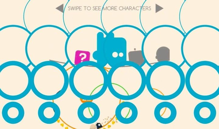 RunningCircles, a simple game that will get you hooked straightaway