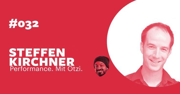Ötzi hatte Steffen Kirchner, den Life-Coach & Business Expert zu Gast im Smart Performance Podcast!  Hör rein und teile Deine Meinung mit uns in den Kommentaren ;-)