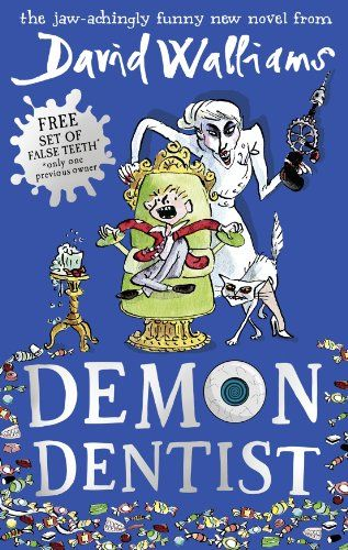 Demon Dentist - Excellent and funny read for kids