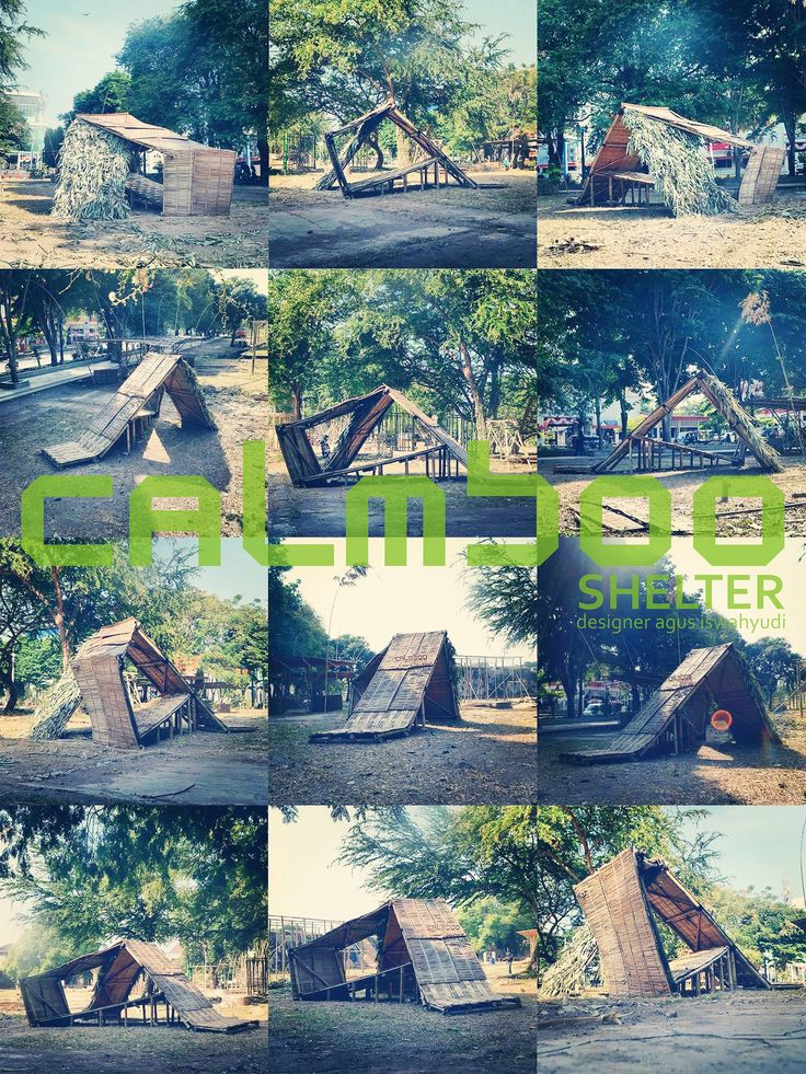 CALMBOO shelter, bamboo biennale (born) solo, central java #bamboo #installation #architecture #bamboobiennale #shelter