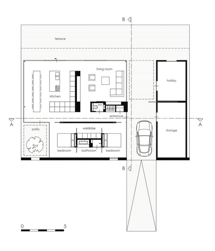 133 best plan images on Pinterest Small houses Floor plans and
