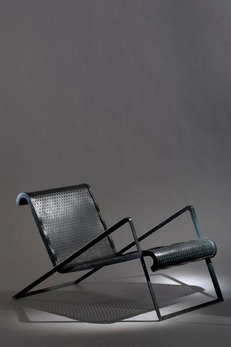 Jean Royère, Chair, 1937.