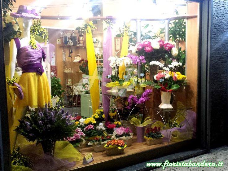 Vetrina Festa della Donna 2015