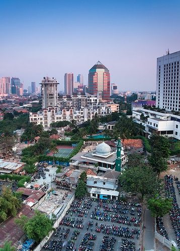 Jakarta  Indonesia #PINdonesia
