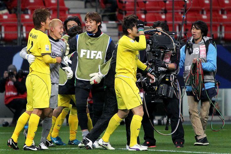 Takanori Sugeno - Kashiwa Reysol v Club de Futbol Monterrey - FIFA Club World Cup Quarter Final
