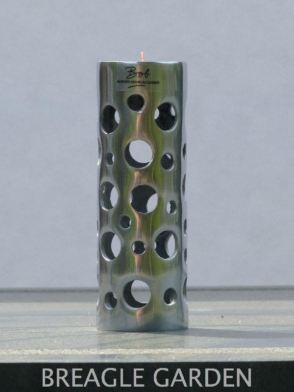 BOB aluminium T-light 'Magpai' medium