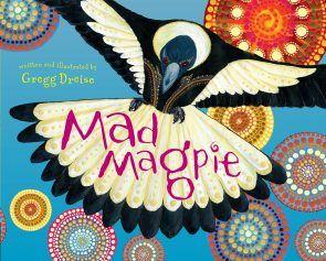 Mad Magpie - Reading Australia