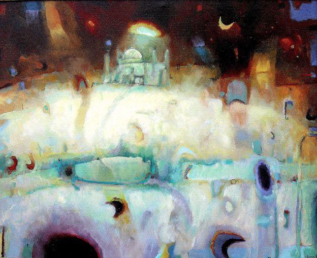 artpub galeria: Witold Pazera - Malarstwo