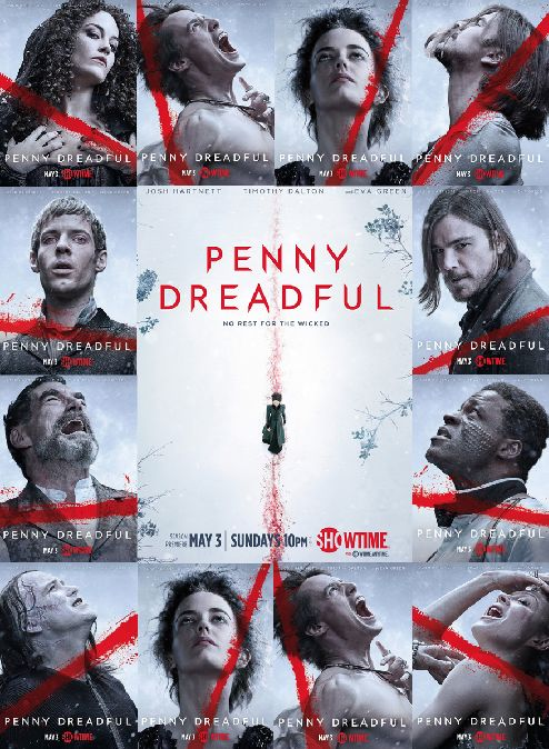 Penny Dreadful | Tastefully Gothic