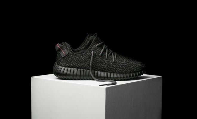 """A Closer Look at the adidas Yeezy 350 Boost """"Pirate Black"""" Dropping Tomorrow 