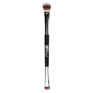 Best believe IT: the 1st AntiAging Dual Eyeshadow Brush is @ITCosmetics Heavenly Luxe #5!