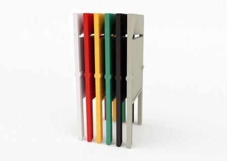 Sedie pieghevoli: i prezzi e i modelli più belli e colorati | Design Mag