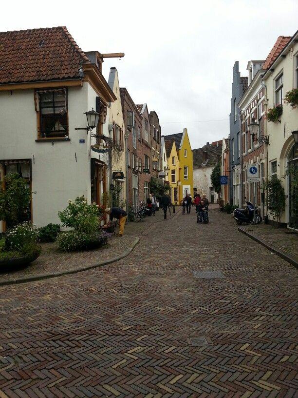 Walstraat, Deventer, Overijssel.