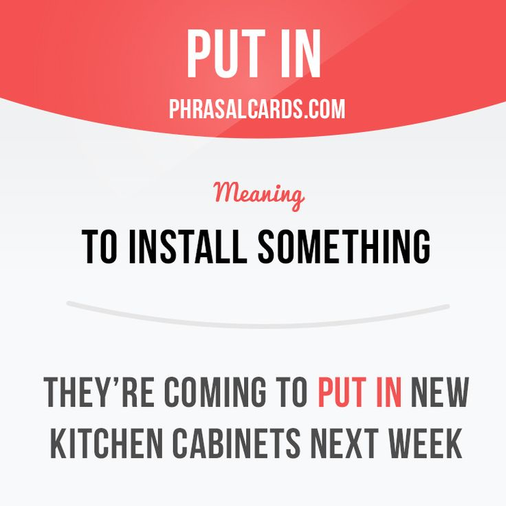1000+ images about Phrasal Verbs on Pinterest | English ...