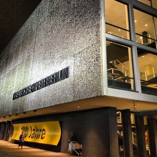 Deutsche Oper Berlin in Berlin, Berlin
