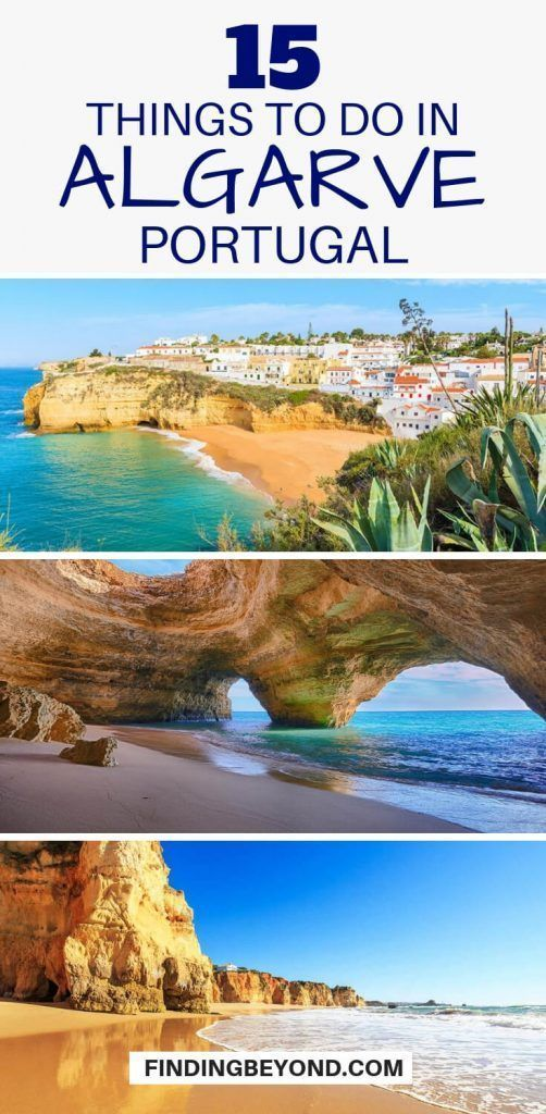 15 Best Things To Do In Algarve Boat Tours More Travel Tours