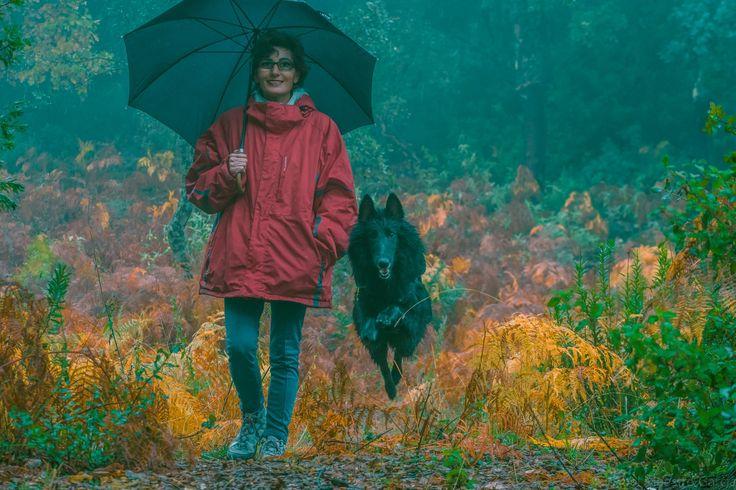 Montse - Bailando bajo la lluvia